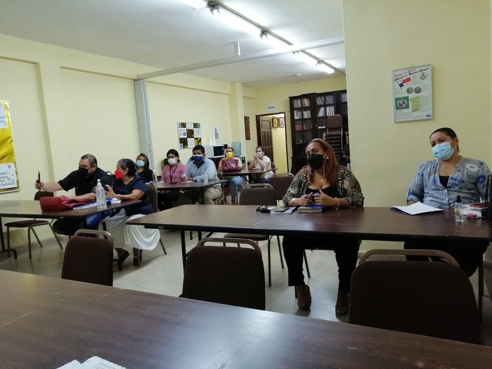 Lee más sobre el artículo Capacitación a Jueces de Paz en la provincia de Veraguas
